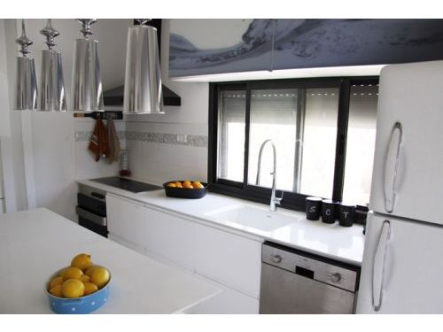 Emek Refaim Kitchen